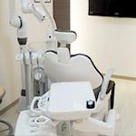 かみふご歯科クリニックは個室完備です